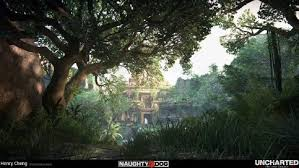 the art of uncharted lost legacy
