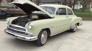 1951 Chevy Styleline Deluxe 2-door with Power Glide transmission ...