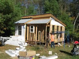 an off grid passive solar cabin design