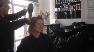 Lang Haar In Laagjes Knippen Technique Amal Hermuz You Tube