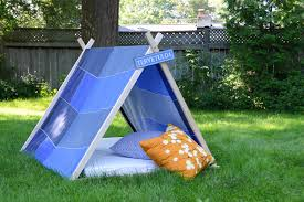 Diy Tent This Diy Tent Is Perfect For Campers Who Dont Exactly Like