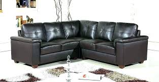 brown leather l shaped couch shapes ideas large size furniture covers