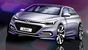 hyundai new car release in indiaVideo Hyundai India teases the 2015 allnew i20 Elite hatchback