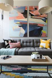 justin s revamped nyc living room west elm