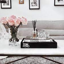 interiors styling coffee table books