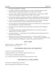 example of effective resume examples resumes for jobs sample industrial electrician resume sample