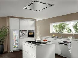 integrated ceiling hoods