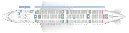 Seat Map Airbus A380 800 Air France Best Seats In Plane