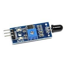 arduino fire detector darkbluebit com ir flame sensor