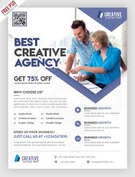 Marketing Flyer Business Marketing Flyer Free PSD Template Marketing Flyers Free 12