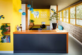 Dental office interior design Dental Clinic The Hathor Legacy Seattle Kids Dentistry Jessica Helgerson Interior Design