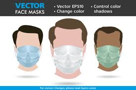 You can copy, modify, distribute and perform the work, even for commercial purposes, all. Medical Face Mask Vector