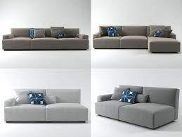 modèle 3d de système de canapé soho à