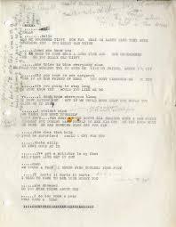 Marilyn Monroe Something Got to Give Script j lg
