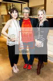 Allison Barnett with Ivan Barnett and Barbara Brown