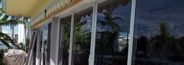 tinted glass windows in miami