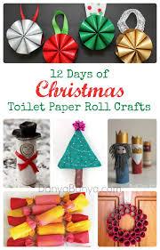 DIY Christmas Toilet Paper Roll Craft Ideas For Kids  Crafty MorningToilet Paper Roll Crafts For Christmas