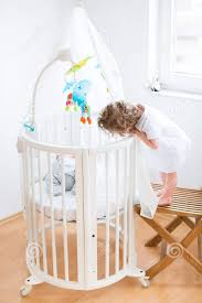 Full Size of Furniture:round Crib New Baby Cribs Round Bassinets And Cribs  Jenny Lind ...