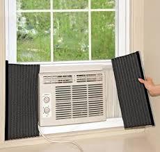 air conditioning window unit. new window unit ac side insulators, air conditioner foam insulation . conditioning