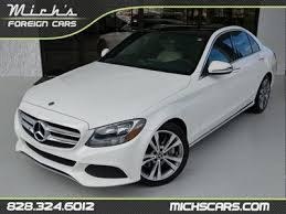 It combines dynamic proportions with reduced design lines and sculptural surfaces. Used Mercedes Benz C Class At Michs Foreign Cars Serving Hickory Nc