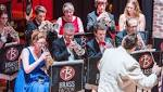 Brass Factor backs hospice
