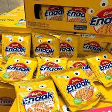 Combo 6 sản phẩm bánh kẹo Thái Lan Deal Sốc giảm chỉ còn 380,000 đ