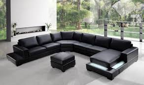 genuine and italian leather corner sectional sofas contemporary