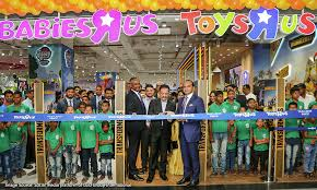 toys r us has launched its fifth in india in phoenix marketcity in pune maharashtra the launch took place with a two day gala event