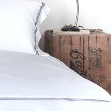 white bed covers black corded white duvet cover image plain white duvet covers nz