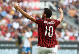 Milan, tutti i numeri di maglia della stagione 2019-20