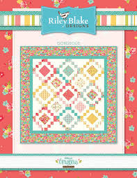 Free Quilting Projects: Riley Blake Designs & Hello Gorgeous Free Project Adamdwight.com