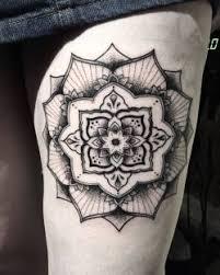 Bonus Geometric Lotus 31 Of The Prettiest Mandala Tattoos On