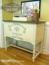 what color to paint furniture. Antique Sideboard Makeover - Chalk Paint-Graphics What Color To Paint Furniture
