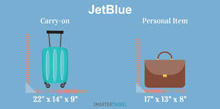 Travel Luggage Size Chart Carry On And Personal Item Size Limits For 32 Airlines