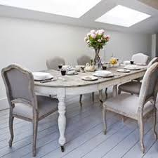 white washed dining room furniture. Extendable Dining Table, Lime/white Washed Top And Painted Distressed Legs   #diningtable White Room Furniture