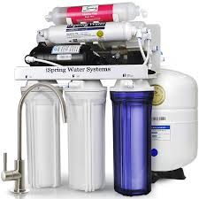How To Filter Water Without A Filter Under Sink Water Filters Amazoncom Kitchen Bath Fixtures