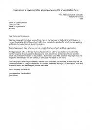 Sample Covering Letter For Cv Ideal Vistalist Co In Cover Letter