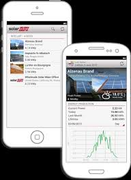 residential solutions solaredge easy access via web browser and mobile device