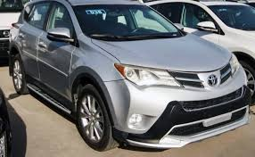 Used Toyota RAV4 for Sale in Addis Ababa - Warka Cars