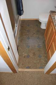install cork flooring in bathroom attractive pros and cons design for terior floor tiles on concrete