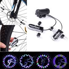 Bmx Bike Lights Amazon Com Glumes Bike Wheel Lights Led Waterproof Bicycle