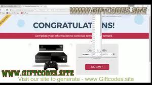 free google play gift card codes no surveys 2017