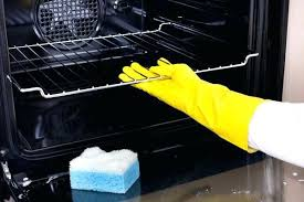 what is the effect of oven cleaners on