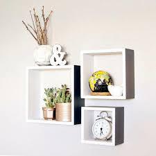 Floating Cube Shelves Uk Cube Shelves For Wall Shelves Hanging Bookshelves Floating Cube 100