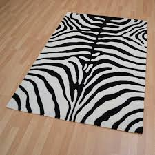 black and white animal print rug area ideas within zebra remodel 4