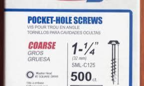 Pocket Screw Jig Kreg Wood
