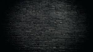 black wall wallpaper 261081