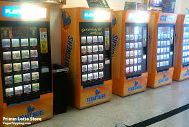 Lottery Vending Machines Near Me Extraordinary The Primm Lotto Store VegasTripping