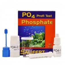 Salifert Phosphate Po4 Aquarium Profi Test Kit