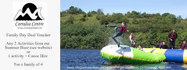 outdoor activities. Vouchers. Corralea Activity Outdoor Activities O